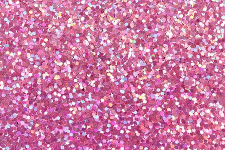 Pink glitter texture. Stock Photo - 51449612