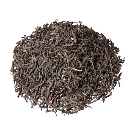 theine: Gold of Taprobane (Ceylon)  tea. Stock Photo