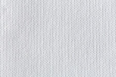 white canvas: White canvas background or texture. Stock Photo