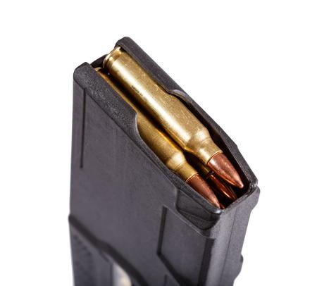 ammo: Gun magazin with ammo.