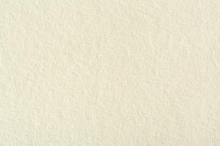 Cream paper.