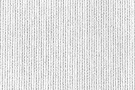 canvas background: White canvas background or texture. Stock Photo
