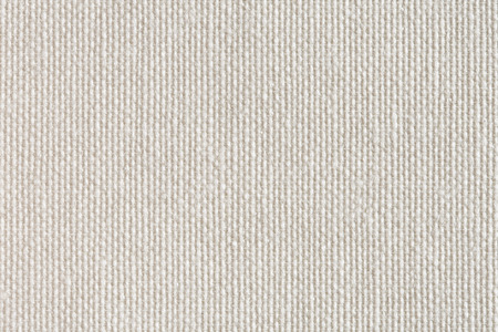 uncolored: Natural linen striped uncolored textured sacking canvas background.