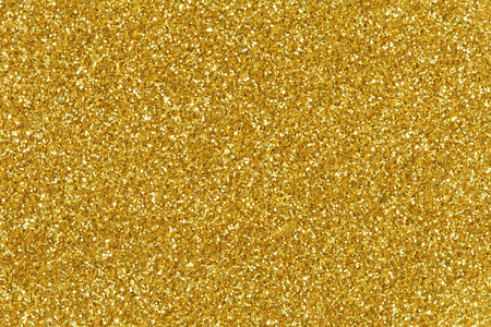 Golden glitter texture christmas background.