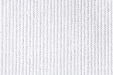 white canvas: Background from white coarse canvas texture.