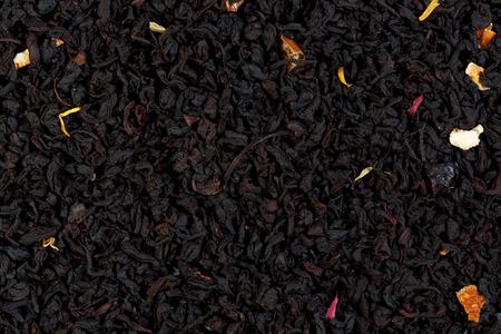 emperor: The Emperor tea - mixed black tea. Stock Photo