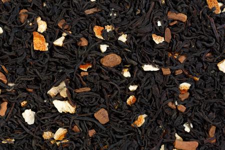 theine: Darjeeling mix of bergamot, cinnamon and citrus marmalade.