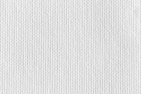 White canvas background or texture. Reklamní fotografie