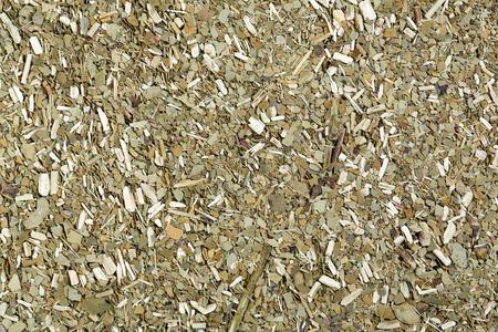 san pedro: Mate San Pedro, roasted mate tea leaves.