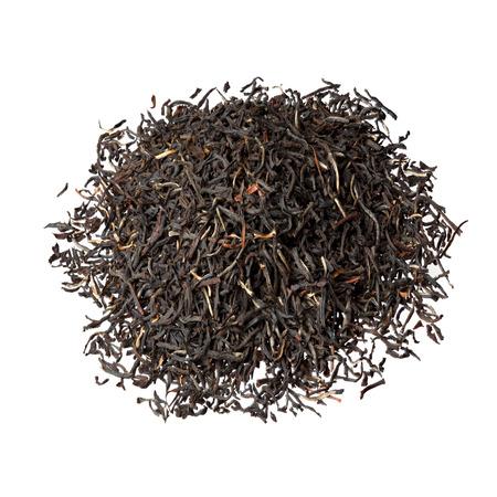 ceylon: Golden tips Ceylon. Black tea. Stock Photo