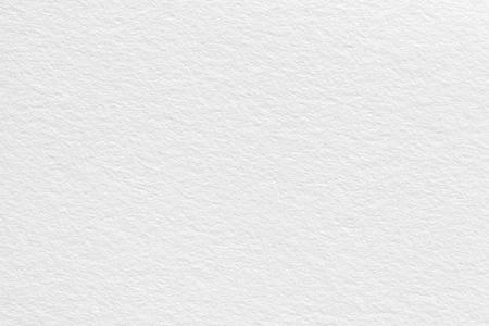 Weißes Papier Textur. Standard-Bild