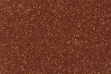 contrast: Brown glitter texture. Low contrast photo.