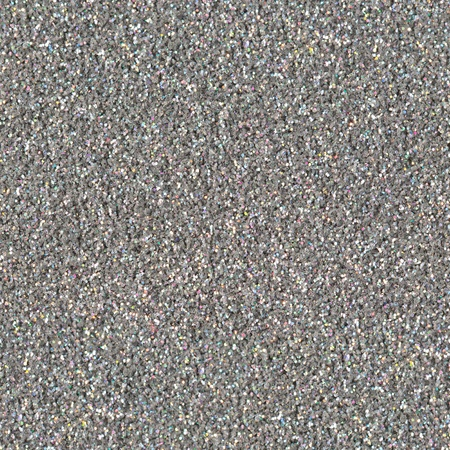 silver texture: Silver sparkle glitter background. Seamless square texture.