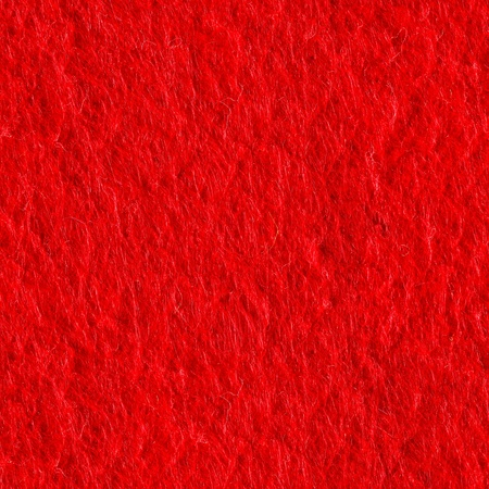 Abstract background with red felt. Seamless square texture. Tile ready.