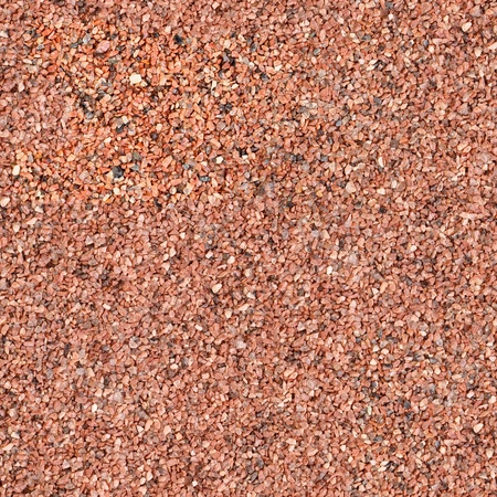 nb: Background texture from red sand. Seamless square texture. Tile ready. Stock Photo