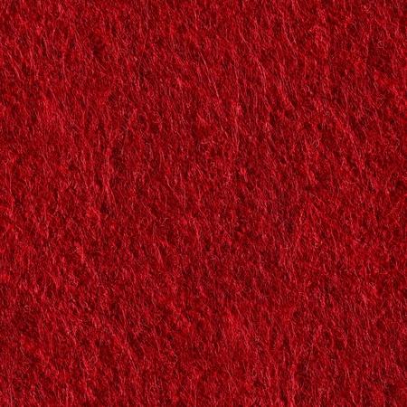 Red fühlte. Nahtlose Textur Quadrat. Tile bereit.