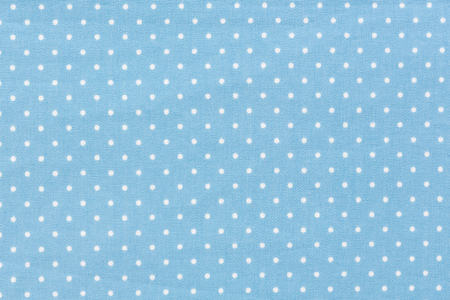 light blue lingerie: Blue polka dot fabric. High quality Stock Photo