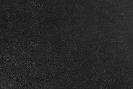 Fond détaillé de texture de cuir noir closeup. Photo haute résolution