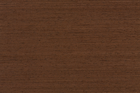 Surface of wenge wood background for design and decoration. Extremely high resolution photo. Stock Photo