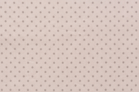 spot clean: Close up of polka dot fabric for background Stock Photo