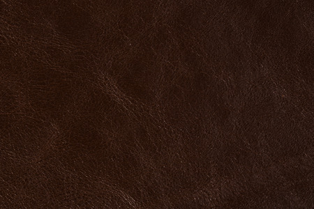 Texture of brown grunge leather. High resolution photo.