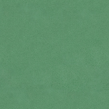 Close up of a green leather texture. Seamless square background, tile ready. High resolution photo.