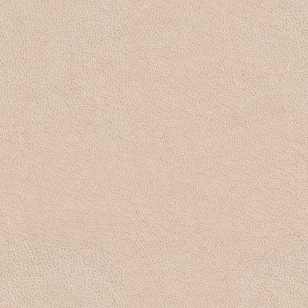 Bright luxury beige leather background. Seamless square texture, tile ready. High resolution photo.