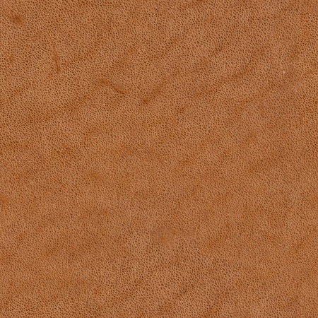 Texture of natural brown luxury leather. Seamless square background, tile ready. High resolution photo.