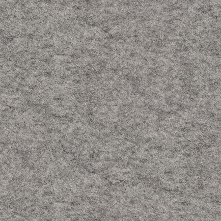Natural gray felt abstract background. Seamless square texture, tile ready. High resolution photo. Reklamní fotografie