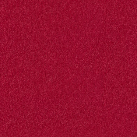 Red grunge felt useful for christmas background. Seamless square texture, tile ready. High resolution photo.
