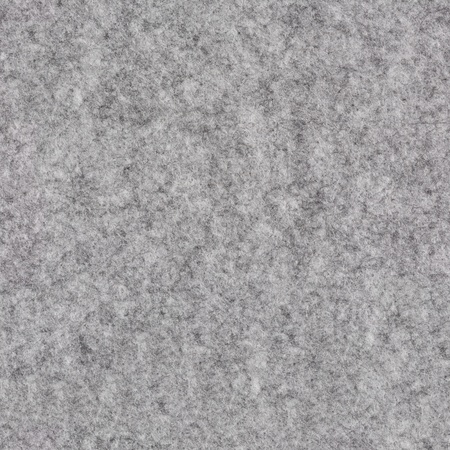 carpeting: Texture of gray felt. Seamless square background, tile ready. High resolution photo.