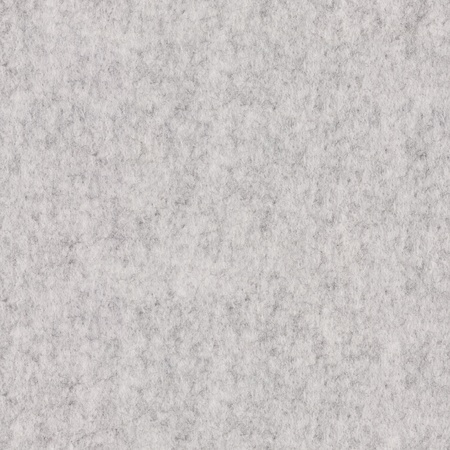 Fragment of grey thick felt material. Seamless square background, tile ready. High resolution photo. Imagens