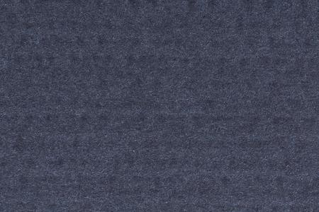 暗い青色の織り目加工の背景。ブルーの背景に灰色の斑点、ドットのテクスチャ。学校背景テクスチャ青い背景のグレーのバナー デザイン ボード。