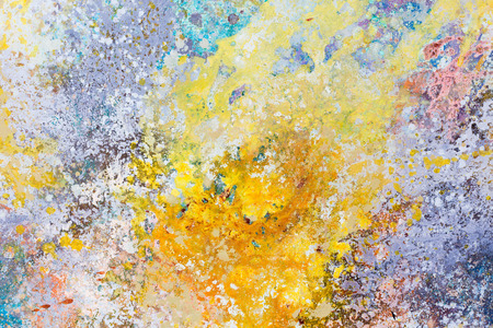 paintings: Abstract painting. Color texture. Fragment of artwork. Spots of oil paint. High resolution photo.