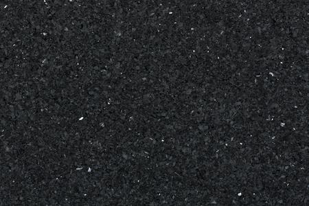 背景とオーバーレイのための黒花崗岩のテクスチャ。高解像度の写真。