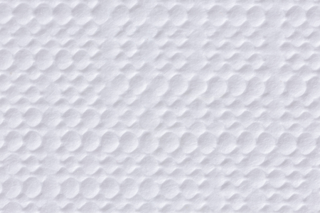 White paper stamping texture. High resolution photo.