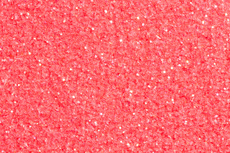 Saturated pink background with glitter. High resolution photo.