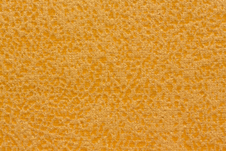 Saturated light orange textile background. High resolution photo. Stock Photo