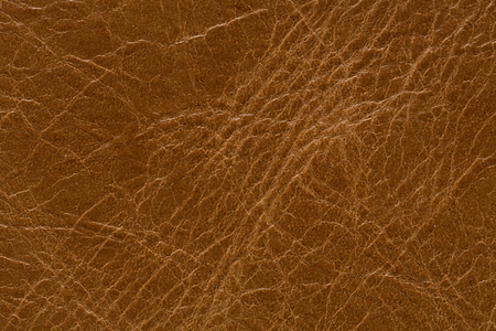 Marvelous leather texture in brown tone. High resolution photo. 스톡 콘텐츠 - 97431923