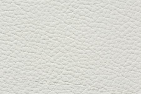 Beautiful clean white leather texture. High resolution photo.