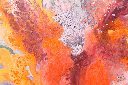 Texture oil painting, brush strokes texture, vibrant colors, painting, abstract painting. High resolution photo. Stock Photo