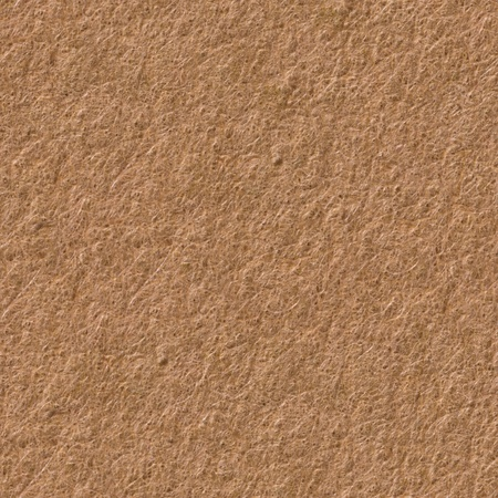 Beautiful light brown paper texture  with unevennesses. Seamless square background, tile ready. High resolution photo.