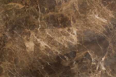Marble texture in ideal brown tone. High resolution photo.