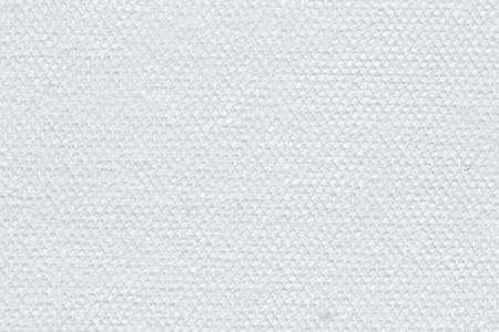 Ideal white fabric texture for your image. High resolution photo. Stock Photo
