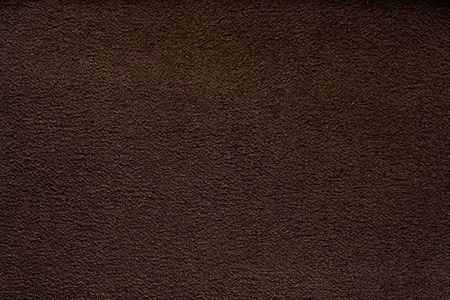 Strict brown textile background. High resolution photo. Stock Photo