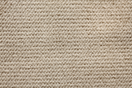 Knitted grey textile background.