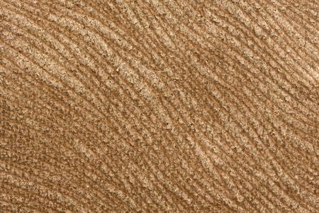 Charming light brown textile background. Banco de Imagens