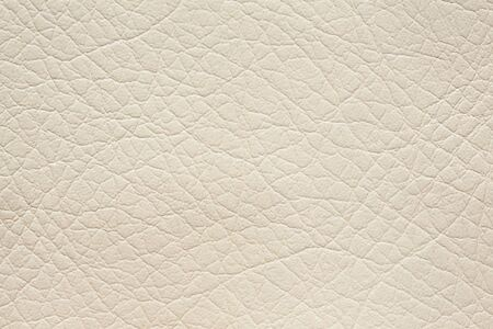 Classic leatherette texture in beige tone.