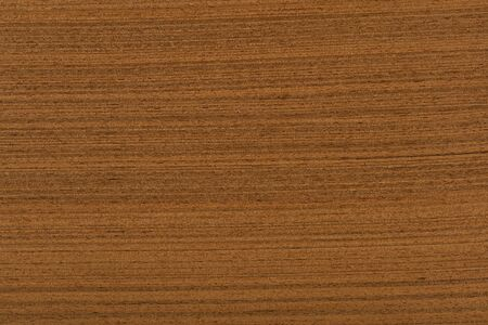 New teak veneer background in elegant dark brown color. High qua Reklamní fotografie