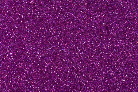 Violet holographic glitter texture, background for your holiday Imagens